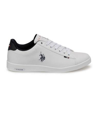 U.S. Polo Assn. Us.Polo Assn. Franco Erkek Günlük Ayakkabı 100910268 100910268015 Beyaz